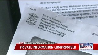 Michigan: Potential release of personal UIA info may affect1.9M