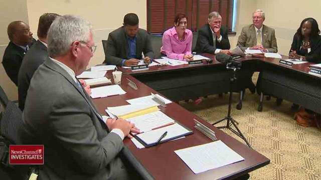 Board Approves $1.2M For Bordeaux Project
