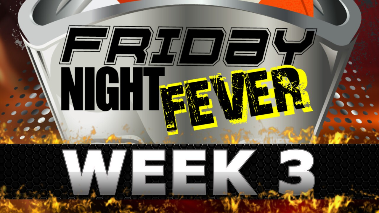 FRIDAY NIGHT FEVER week 3
