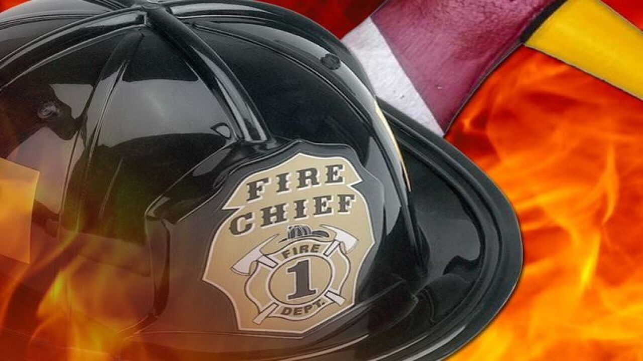 One injured, 14 displaced after Ripon fire
