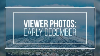 viewer photos from early December
