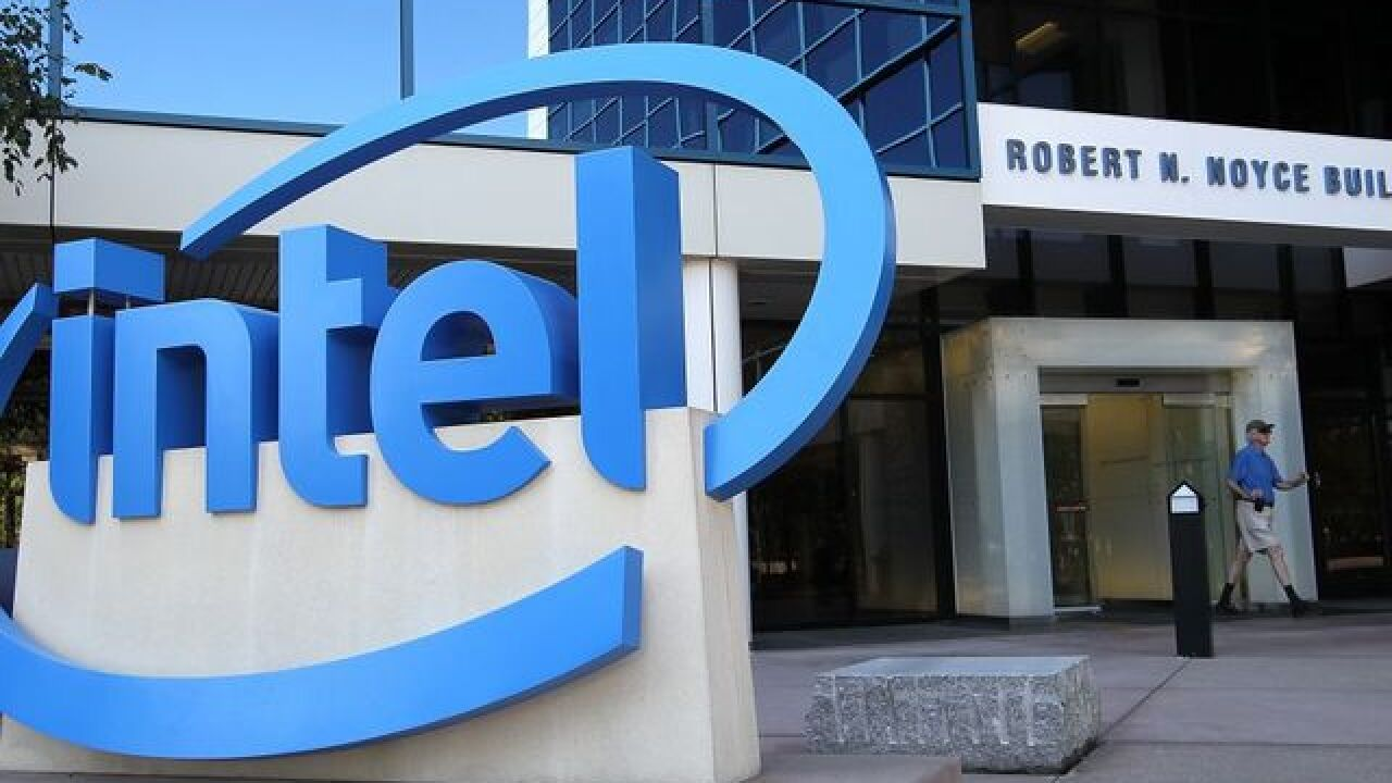 Intel cutting 12,000 jobs