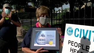 Patsy Perkal_Denver7 Everyday Hero