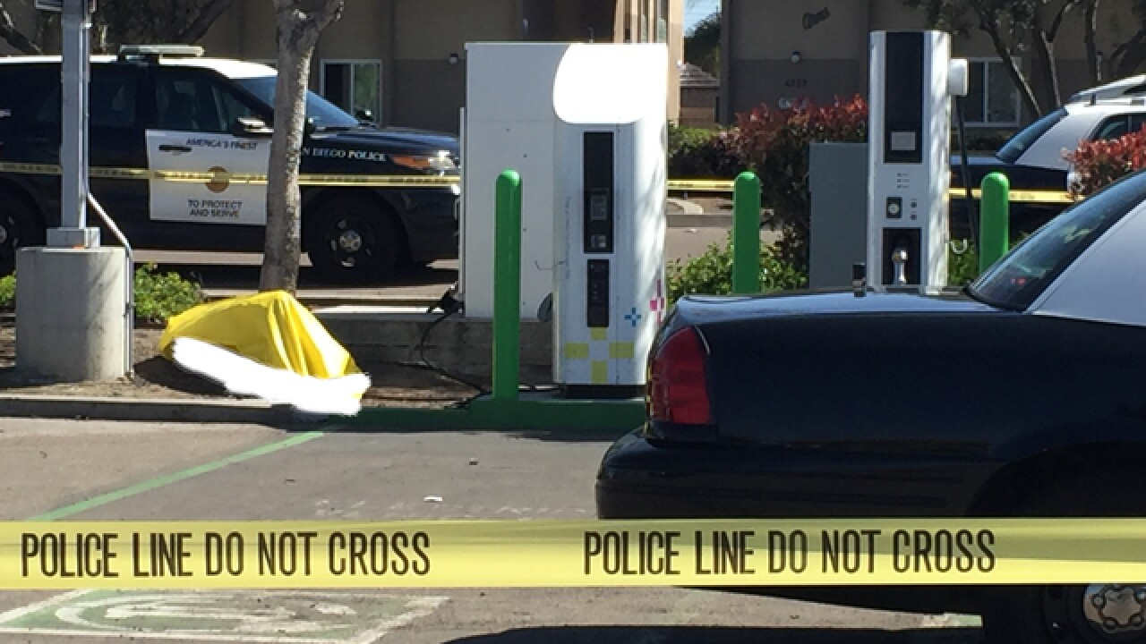 Person dies near Starbucks drive thru