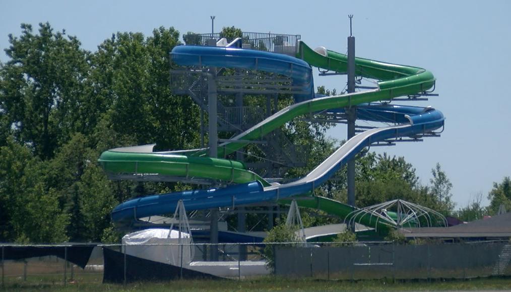 Fantasy Island Slide
