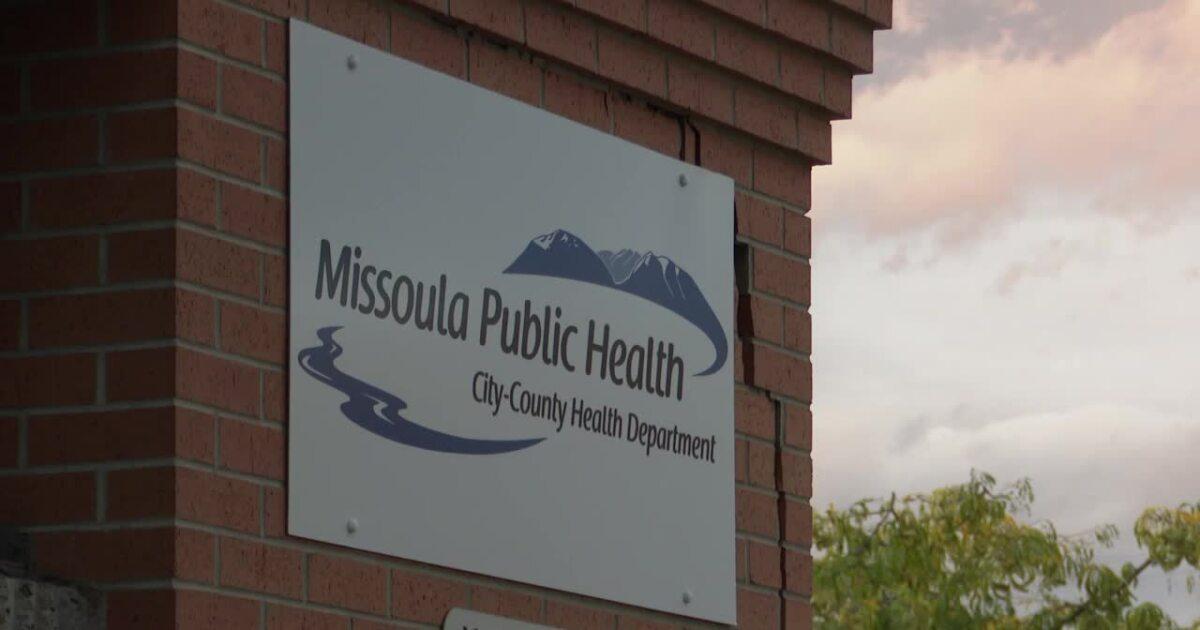 missoula health department.