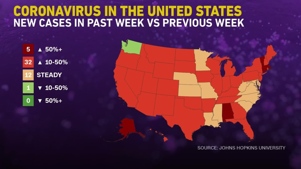 Coronavirus in the US