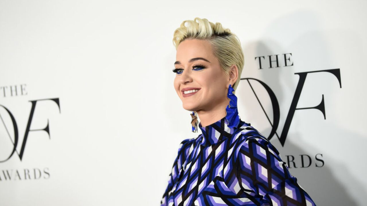 Katy Perry's 'Dark Horse' was copied from a Christian rap song, a California jury says