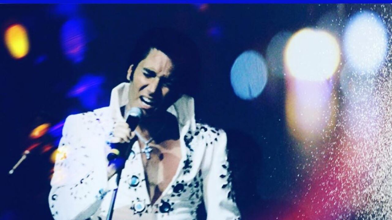 Well-known Elvis tribute artist Trent Carlini has died