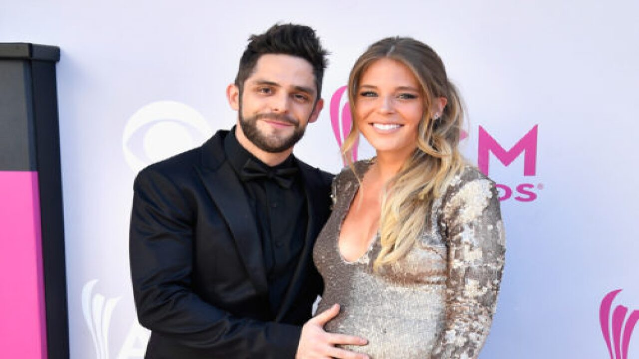 Thomas Rhett And His Wife Lauren Akins Are Expecting Baby No. 3