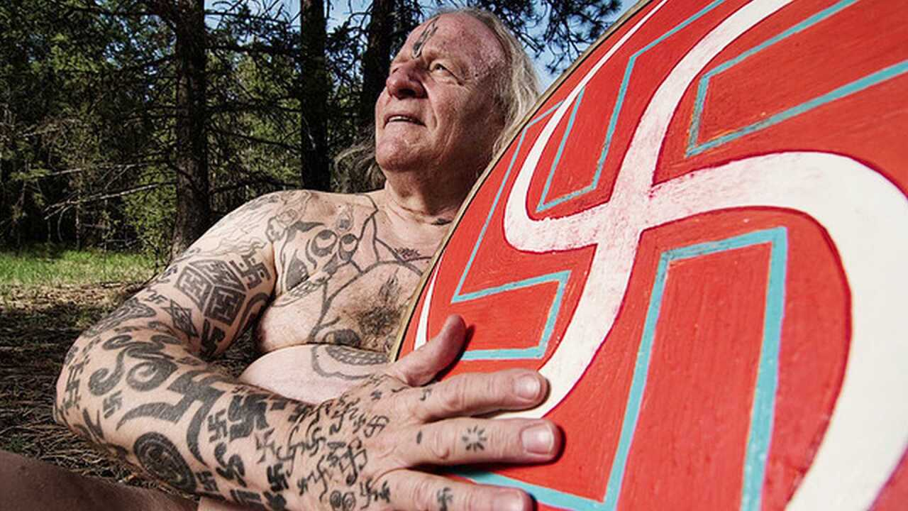 Movement encourages people to get swastikatattoos