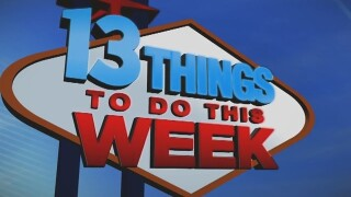 13 Things To Do This Week For Oct. 13-19