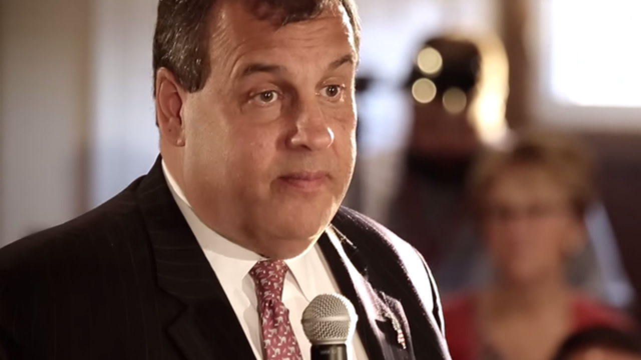 'Bridgegate:' Chris Christie won't be charged in scandal