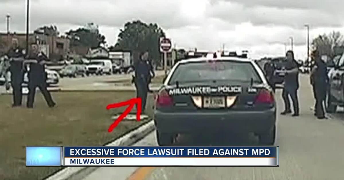 Former Milwaukee Police Officer Who Kicked Handcuffed
