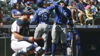 Royals Mariners Baseball