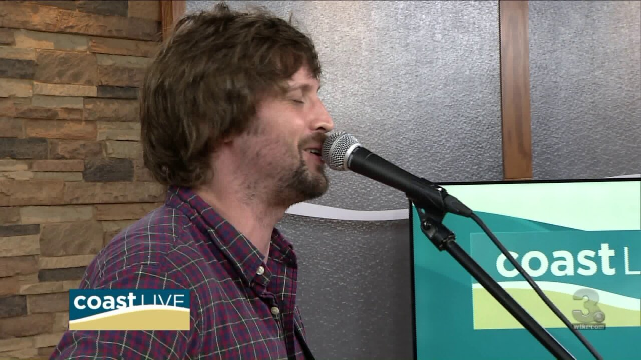 Local music spotlight with Marty C. Moore on CoastLive