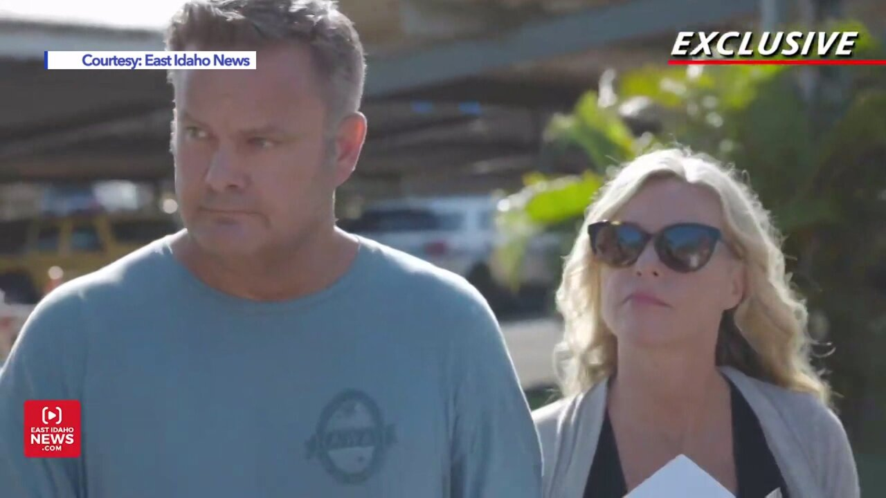 Lori and Chad Daybell, parents of minors who have been missing since September, found in Hawaii