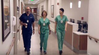Your Healthy Family: For dad-mom-daughter trio, nursing runs in this family