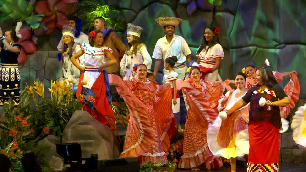 LDS Church program celebrates Latino culture