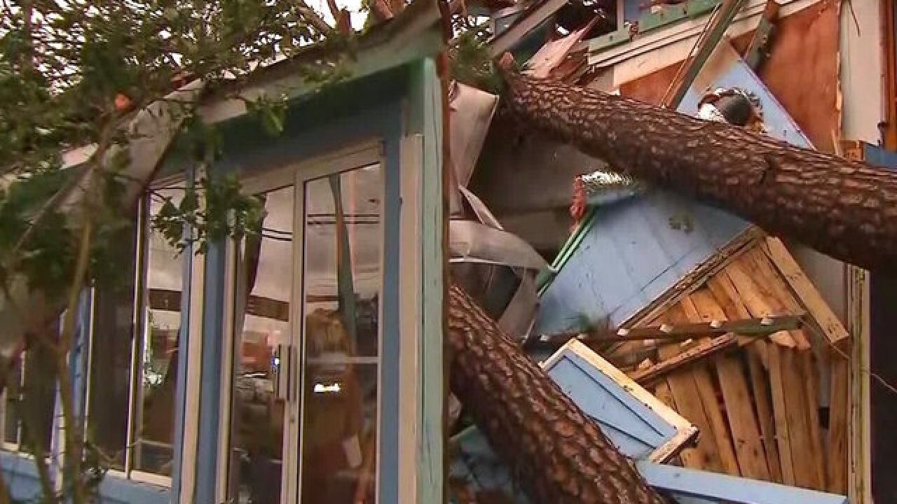 5 dead as Hurricane Michael continues path