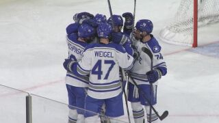 Air Force beats Mercyhurst to end nine-game losing skid