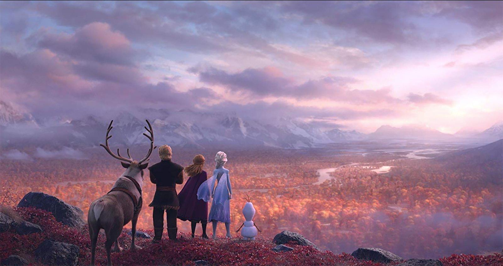 Photos: 'Frozen 2' nabs a record box office forDisney