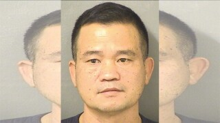 Qui Vanh Voong, massage therapist accused of sexual battery at Bao Foot Spa