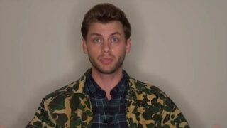 Comedian Charlie Berens roasts Baraboo students' apparent Nazi salute