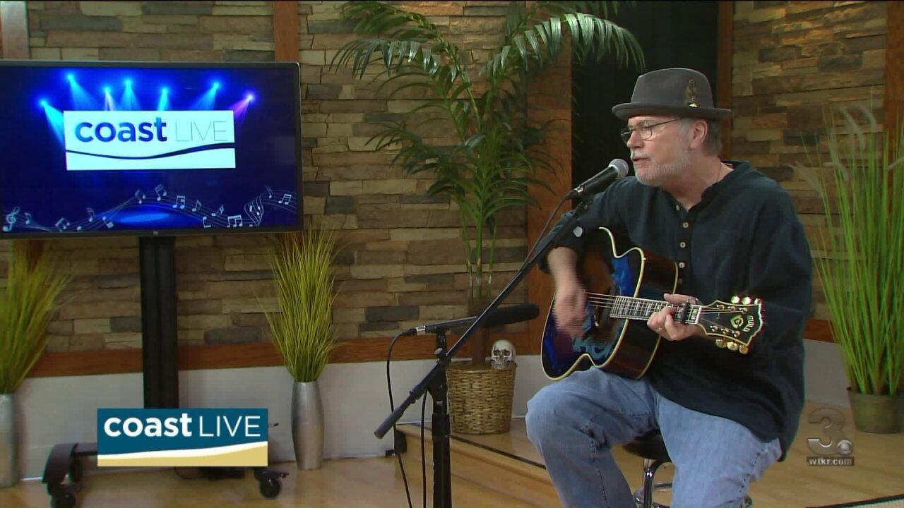 Local Music Spotlight with Tom Farley on CoastLive