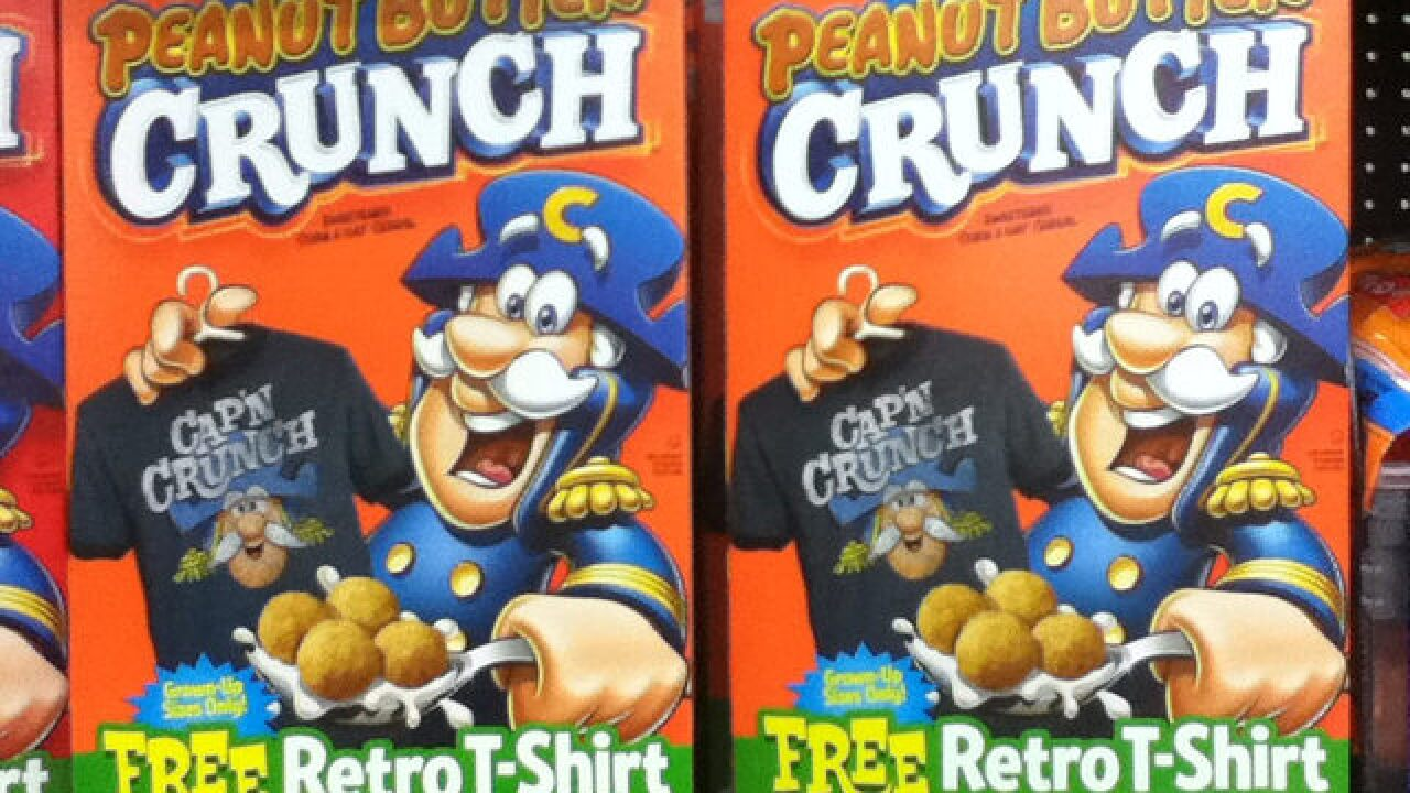 Peanut Butter Crunch cereal recalled due Salmonella contamination