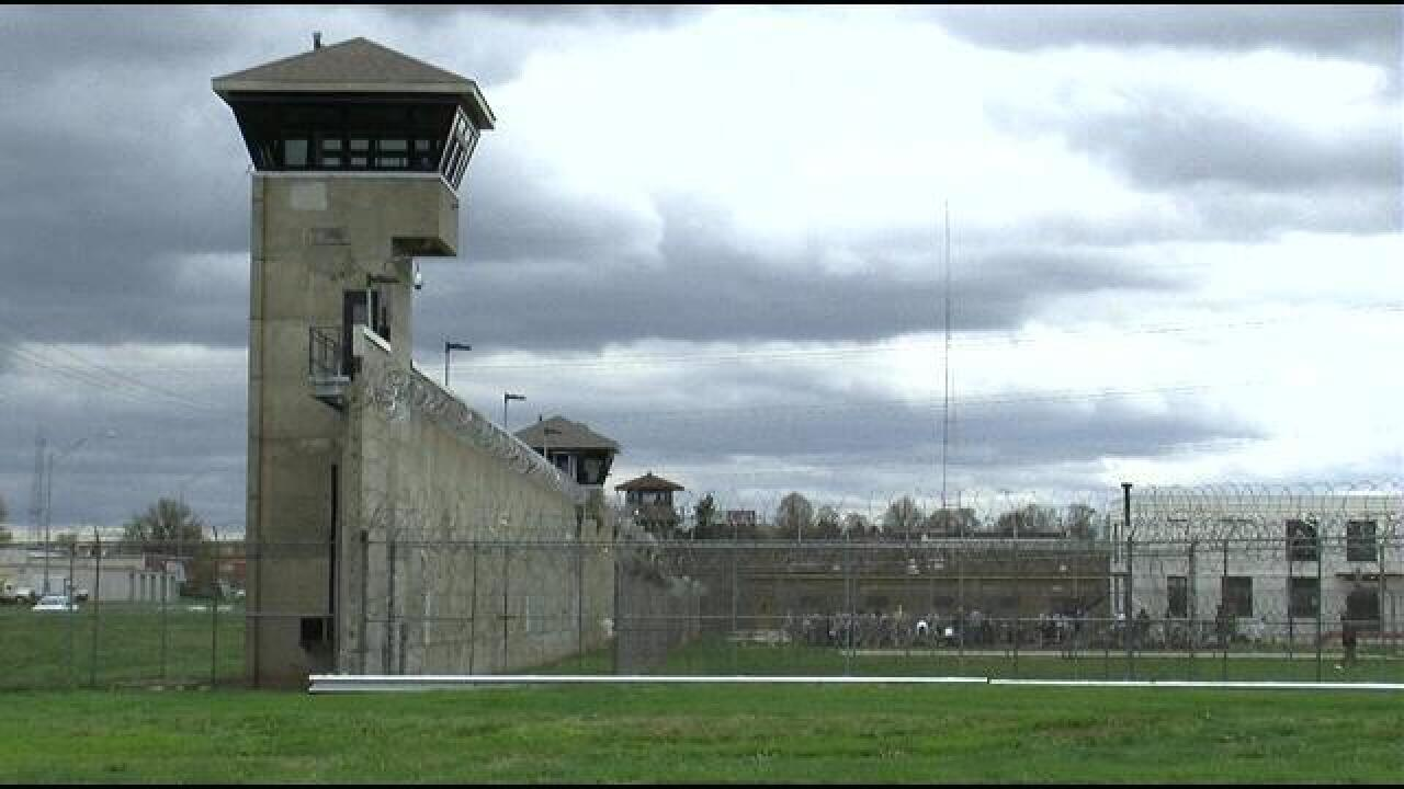 Nebraska State Penitentiary: Inmate assaulted three staff members