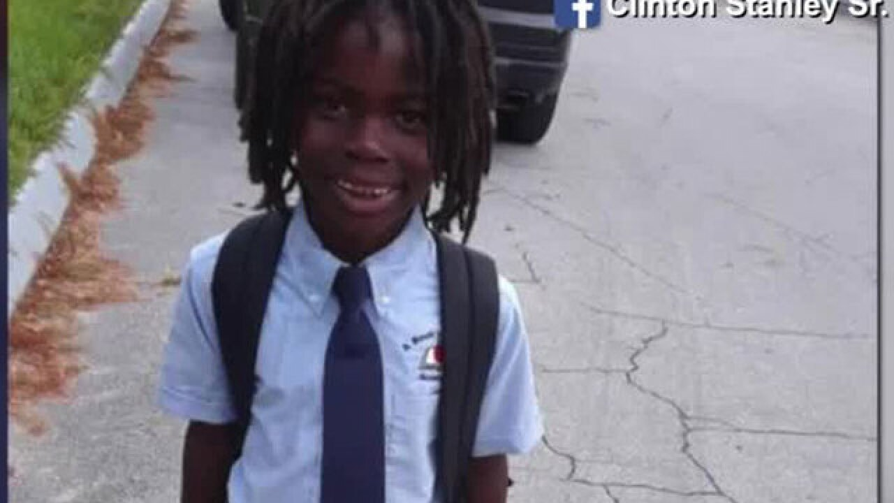 Florida boy, 6, turned away from school because of dreadlocks