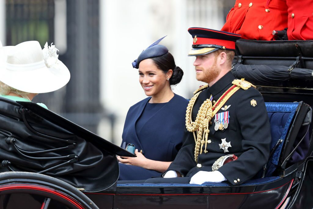 Photos: Prince Harry pays tribute to 'amazing wife' Meghan on herbirthday