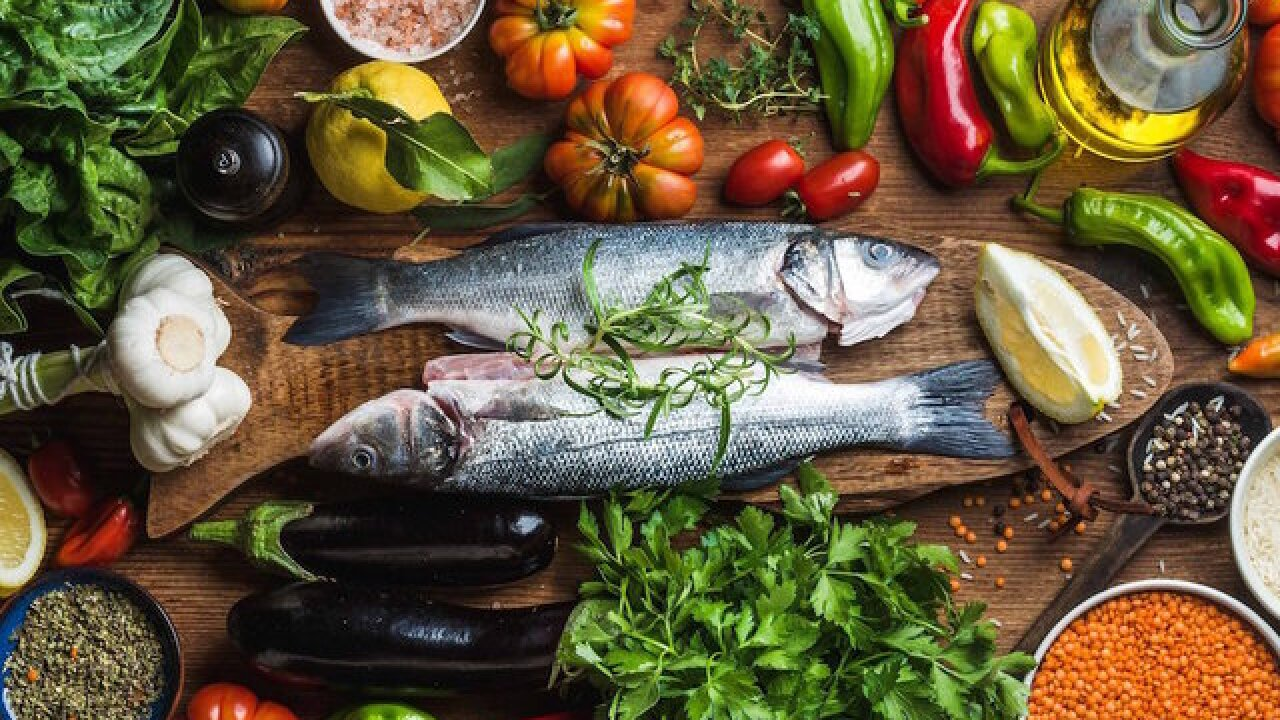 Mediterranean diet could prevent depression, new study finds