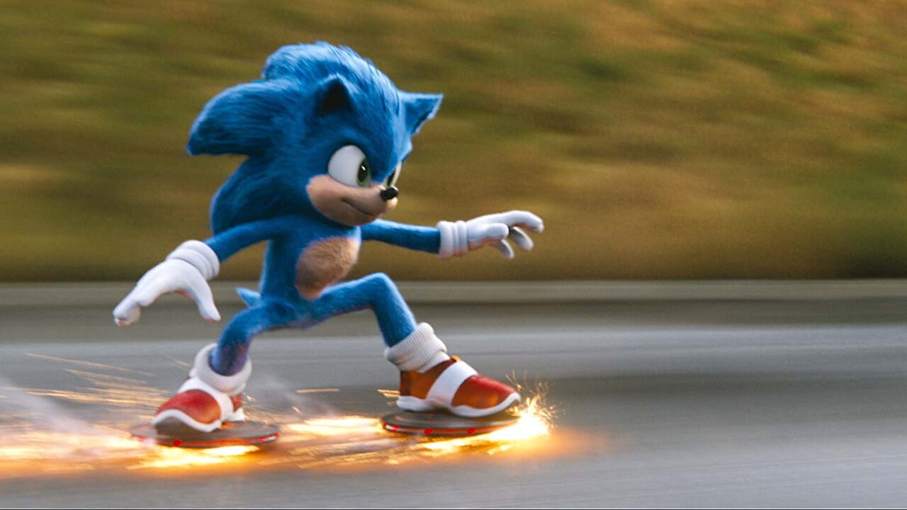 Sonic The Hedgehog Makes A Spirited Run But Falls Just Short