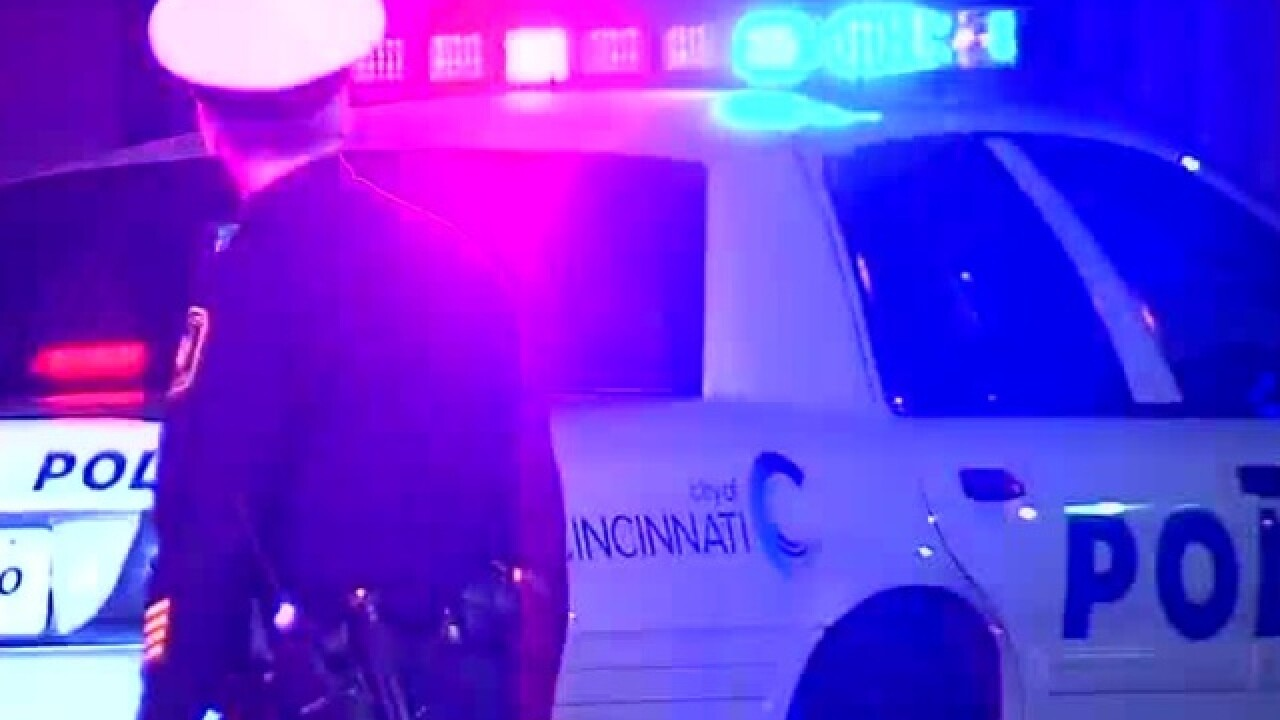 PD: Woman shot in chest at OTR gas station
