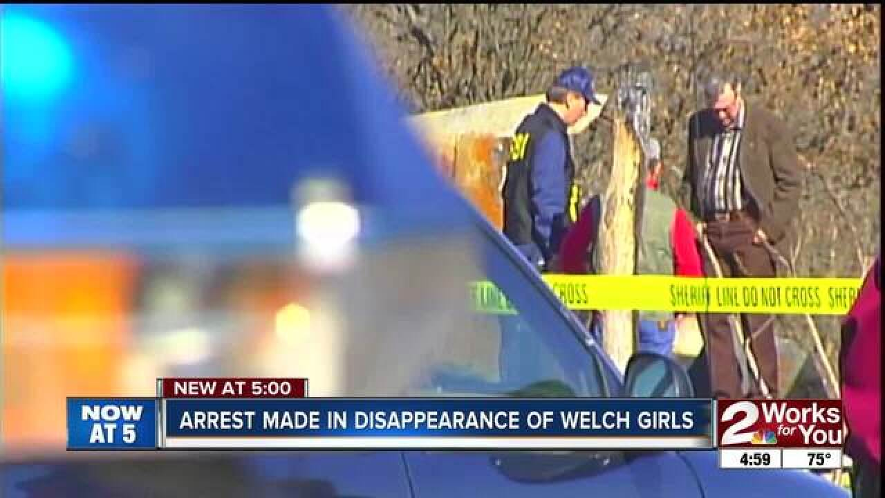 'Significant development' in Welch girls case
