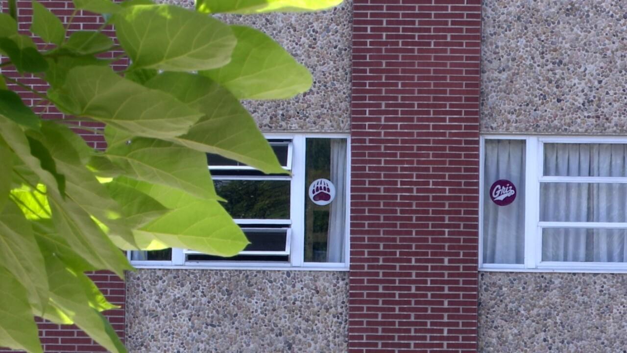 UM Campus Dorm
