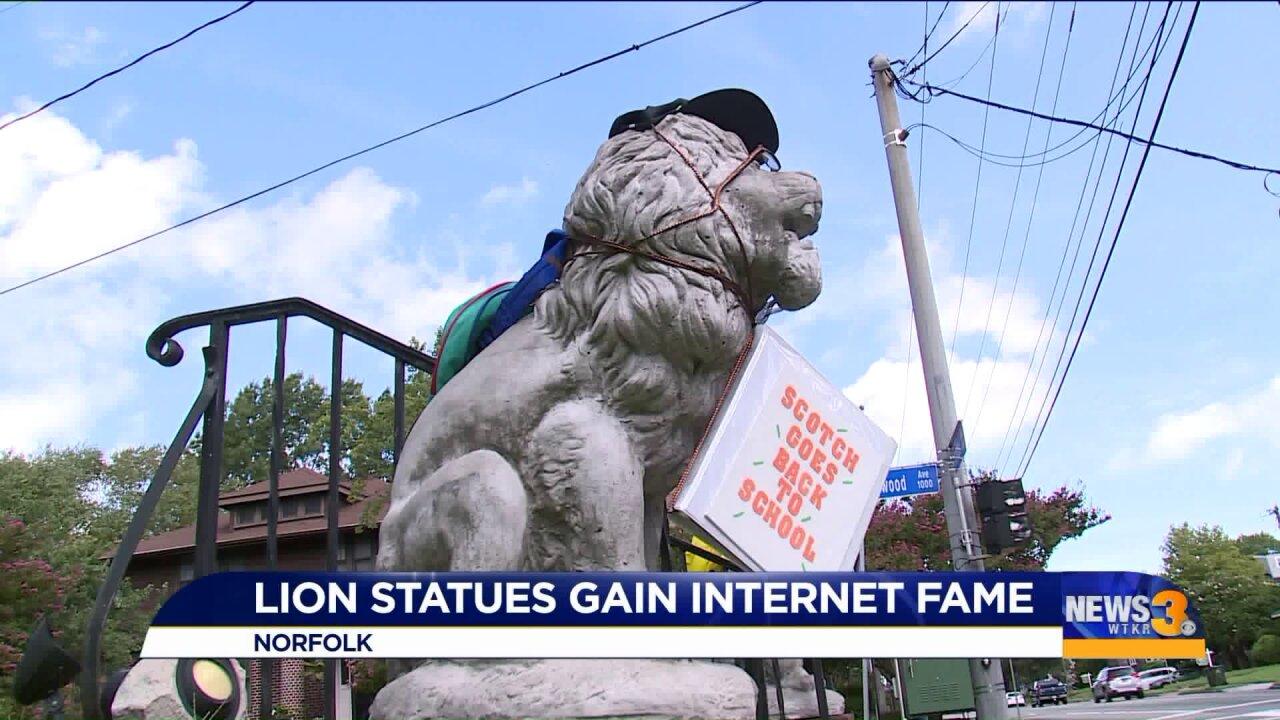 Local Norfolk landmark gaining nationalattention