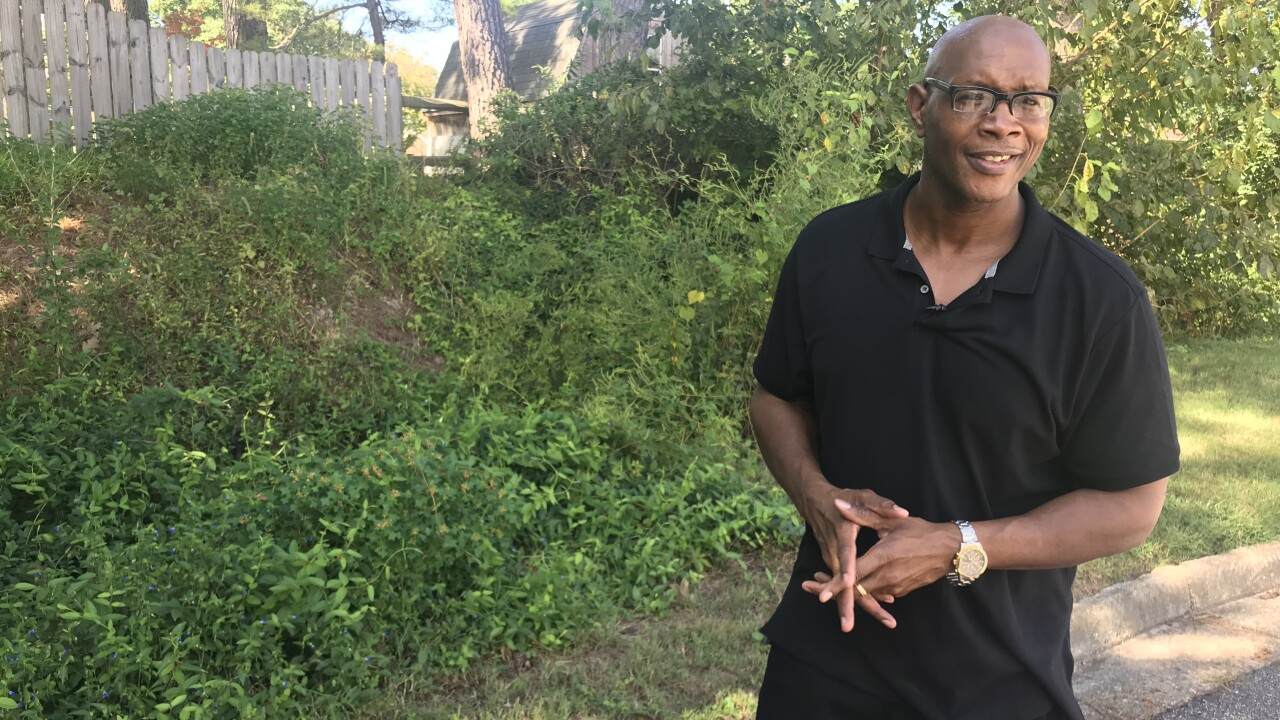Man walks out of jail, plans to continue fighting to clear his name from 1991 Virginia Beach rapeconviction