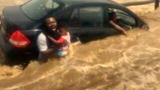 Pennsylvania flood rescue