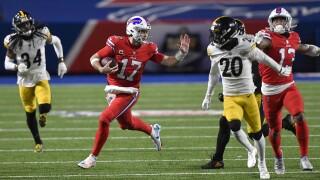 Josh Allen Steelers