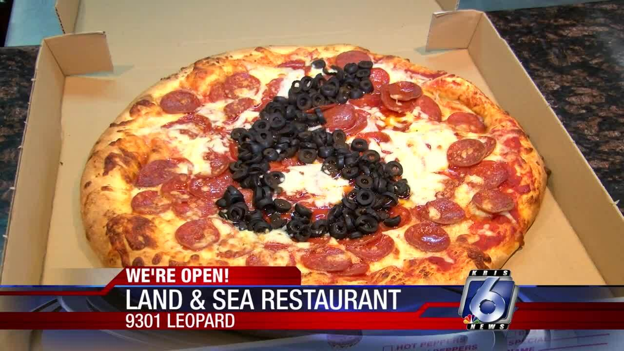 Italian brothers settle in South Texas to open Land & Sea