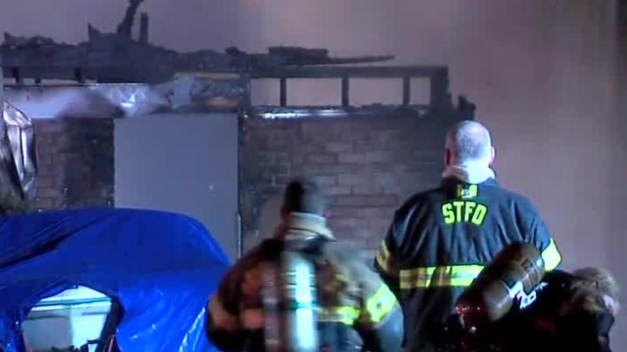 FD: Fatal Ohio fire started by oxygen tank