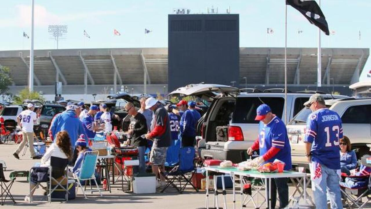 Will the weather get a 'W' at One Bills Drive Sunday? Your tailgating forecast
