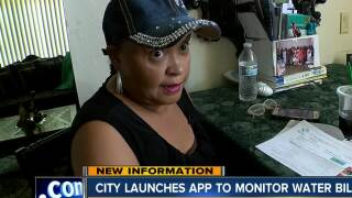 City launches app to monitor water bills