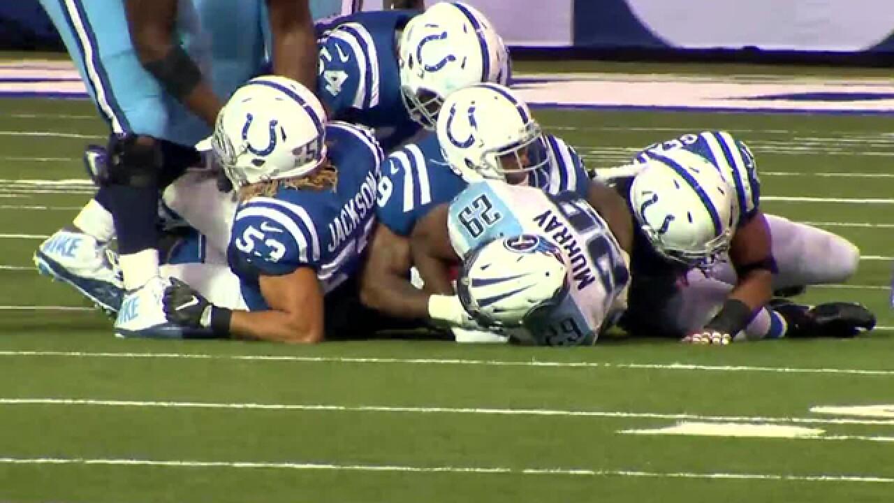 Titans Set For Monday Night Stage Against Nemesis Colts