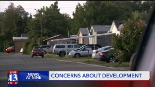 Neighbors concerned about future Sandydevelopment
