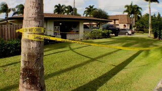 Husband fatally shoots wife in Martin County