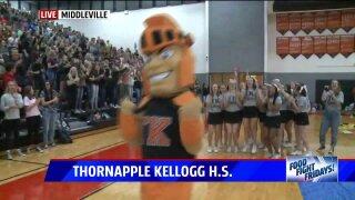 Food Fight Fridays — Thornapple Kellogg HighSchool
